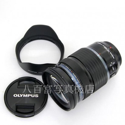 【中古】 オリンパス M.ZUIKO DIGITAL ED 12-100mm F4.0 IS PRO OLYMPUS 中古レンズ 34664【カメラの八百富】【カメラ】【レンズ】