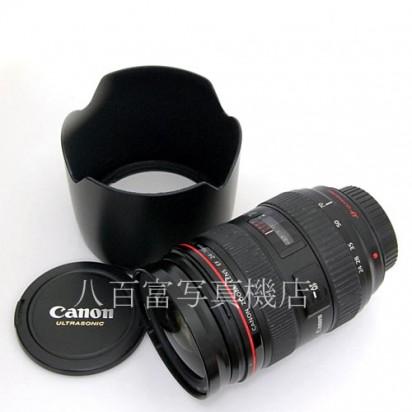 【中古】 キヤノン EF 24-70mm F2.8L USM Canon 中古レンズ 34617【カメラの八百富】【カメラ】【レンズ】