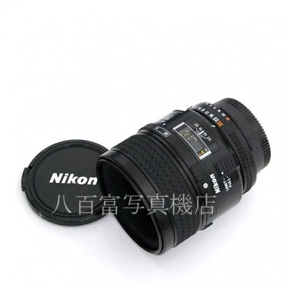 【中古】 ニコン AF Micro Nikkor 60mm F2.8D Nikon マイクロニッコール 中古レンズ 30407【カメラの八百富】【カメラ】【レンズ】