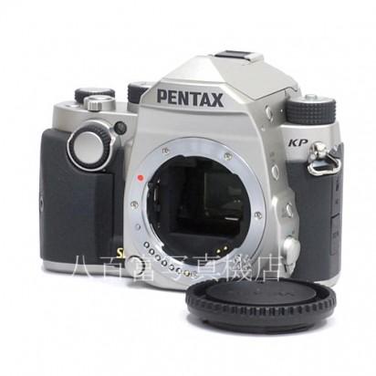 【中古】 ペンタックス KP ボディ シルバー PENTAX 中古カメラ 34616【カメラの八百富】【カメラ】【レンズ】