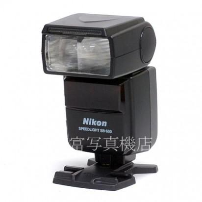 【中古】 ニコン スピードライト SB-600 Nikon SPEEDLIGHT 中古アクセサリー 34719【カメラの八百富】【カメラ】【レンズ】