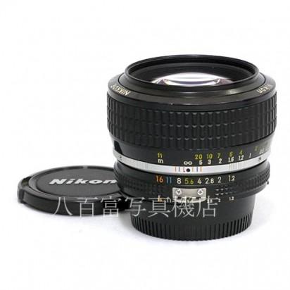 【中古】 ニコン Ai Nikkor 50mm F1.2S Nikon / ニッコール 中古交換レンズ 34731