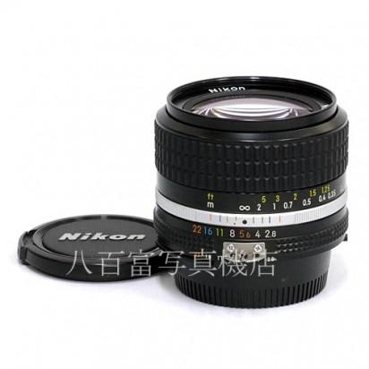 【中古】 ニコン Ai Nikkor 24mm F2.8S Nikon ニッコール 中古レンズ 34734【カメラの八百富】【カメラ】【レンズ】