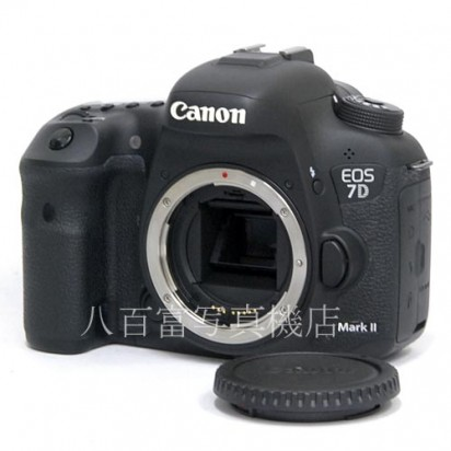 【中古】 キヤノン EOS 7D Mark II Canon 中古カメラ 34761【カメラの八百富】【カメラ】【レンズ】