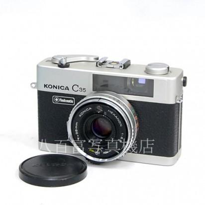 【中古】 コニカ C35 フラッシュマチック Konica 中古カメラ 34499【カメラの八百富】【カメラ】【レンズ】