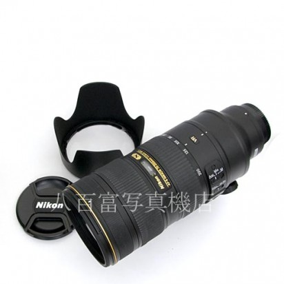【中古】 ニコン AF-S NIKKOR 70-200mm F2.8G ED VR II Nikon ニッコール 中古レンズ 34847【カメラの八百富】【カメラ】【レンズ】