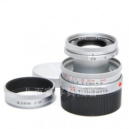 【中古】 ライカ ELMAR-M 50mm F2.8 ライカMマウント クローム Leica エルマー 中古レンズ 34927【カメラの八百富】【カメラ】【レンズ】