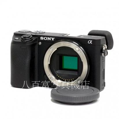 【中古】 ソニー α6300 ボディ ブラック SONY ILCE-6300 中古カメラ 31302【カメラの八百富】【カメラ】【レンズ】