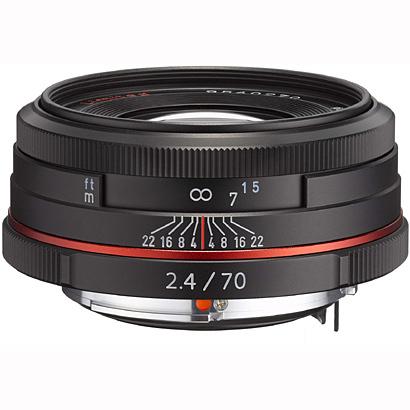 ペンタックス HD PENTAX-DA 70mm F2.4 Limited [ブラック] PENTAX 交換レンズ