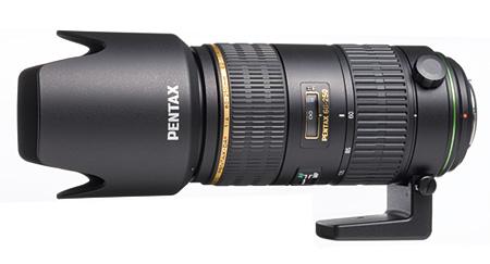 ペンタックス smc PENTAX-DA ★ 60-250mm F4 ED [IF] SDM PENTAX 交換レンズ
