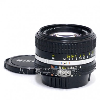 【中古】 ニコン Ai Nikkor 50mm F1.4S Nikon ニッコール 中古レンズ 35368【カメラの八百富】【カメラ】【レンズ】