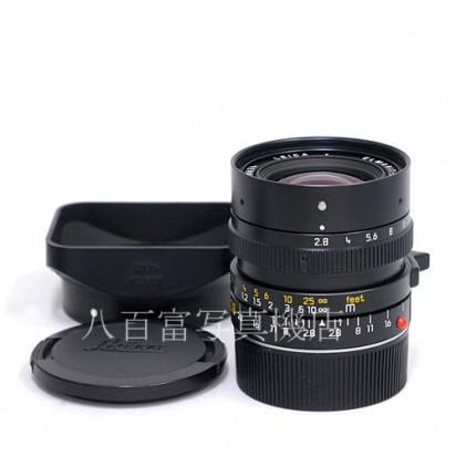【中古】 ライカ ライツ ELMARIT-M 28mm F2.8 ライカMマウント Leica LEITZ エルマリート 中古レンズ 22644【カメラの八百富】【カメラ】【レンズ】