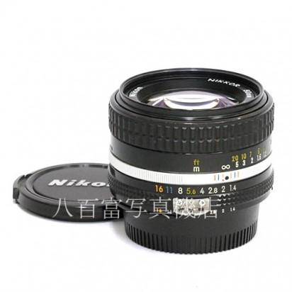 【中古】 ニコン Ai Nikkor 50mm F1.4S Nikon ニッコール 中古レンズ 35381【カメラの八百富】【カメラ】【レンズ】