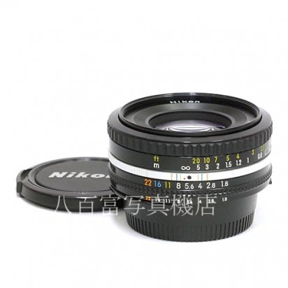【中古】ニコン Ai Nikkor 50mm F1.8S Nikon / ニッコール 中古レンズ 35402【カメラの八百富】【カメラ】【レンズ】