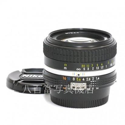【中古】 ニコン Ai Nikkor 50mm F1.4S Nikon ニッコール 中古レンズ 35382【カメラの八百富】【カメラ】【レンズ】