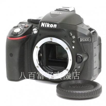 【中古】 ニコン D5300 ボディ ブラック Nikon 中古カメラ 35454【カメラの八百富】【カメラ】【レンズ】