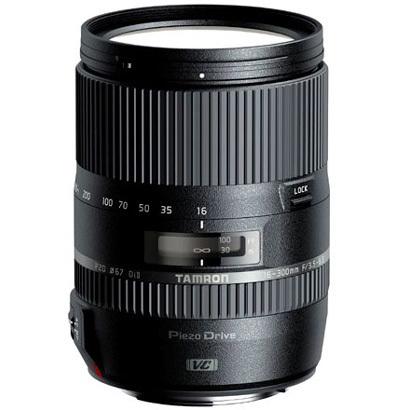 【訳あり品】 タムロン 交換レンズ 16-300mm F3.5-6.3 DiII VC PZD MACRO B016E [キヤノンEF-S用] TAMRON 【アウトレット商品】