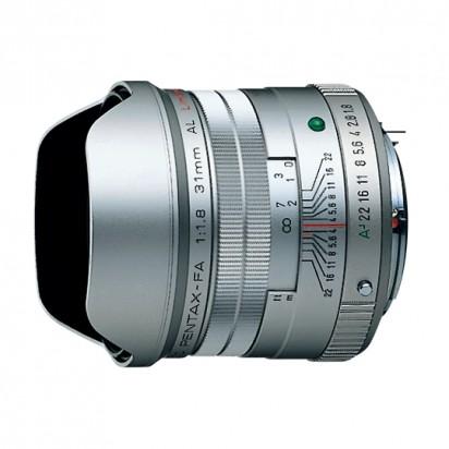 ペンタックス smc PENTAX-FA 31mm F1.8 AL Limited [シルバー] PENTAX 交換レンズ