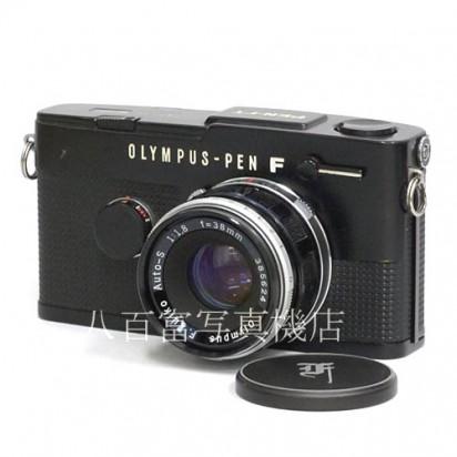【中古】 オリンパス PEN-FT ブラック 38mm F1.8 セット (ペンFT) OLYMPUS 29719 中古フィルムカメラ