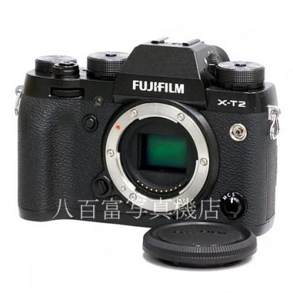 【中古】 フジフイルム X-T2 ボディ ブラック FUJIFILM 中古デジタルカメラ 36346