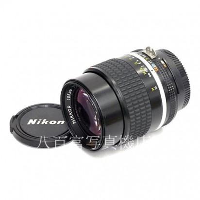 【中古】 ニコン Ai Nikkor 105mm F2.5S Nikon ニッコール 中古交換レンズ 37539