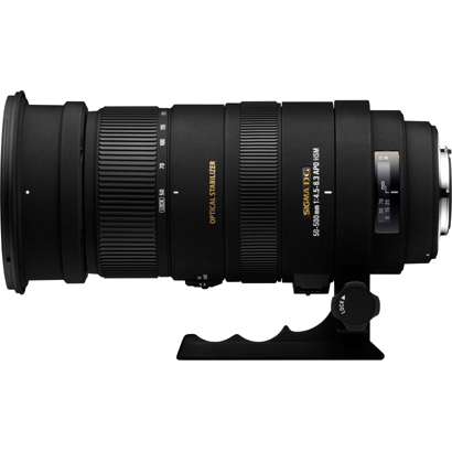 【訳あり品】 シグマ 交換レンズ APO 50-500mm F4.5-6.3 DG OS HSM [ニコンFX用] SIGMA 【アウトレット商品】