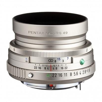 3月4日20:00~3月11日01:59限定 祝日 最大4 000円OFF お得なクーポン発券中 ご予約受付中 AL完売しました 2021年4月発売予定 ペンタックス 43mmF1.9 HD 交換レンズ Limited シルバー PENTAX-FA