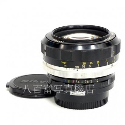 【中古】 ニコン Auto Nikkor (C) 55mm F1.2 Nikon/オートニッコール 中古交換レンズ 39028
