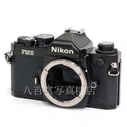【中古】 ニコン New FM2 ブラック ボディ Nikon 中古カメラ 40577
