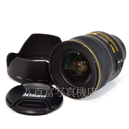 【中古】 ニコン AF-S Nikkor 24mm F1.4G ED Nikon ニッコール 中古交換レンズ 42591