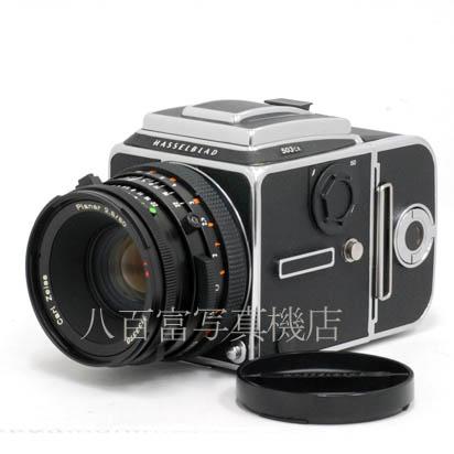 【中古】 ハッセルブラッド 503CX クローム プラナー T* CF 80mm F2.8 セット HASSELBLAD 中古カメラ