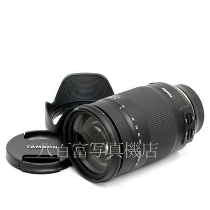 【中古】 タムロン 18-400mm F3.5-6.3 Di II VC HLD B028 ニコン用 TAMRON 中古交換レンズ 34572