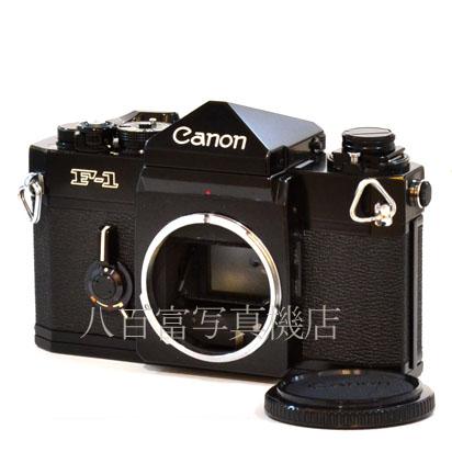 中古 キヤノン F-1 ボディ 後期モデル 42475 倉庫 新品未使用正規品 Canon 中古フイルムカメラ