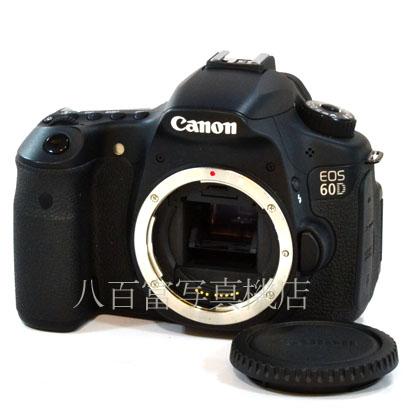 【中古】 キヤノン EOS 60D ボディ Canon 中古デジタルカメラ 43031