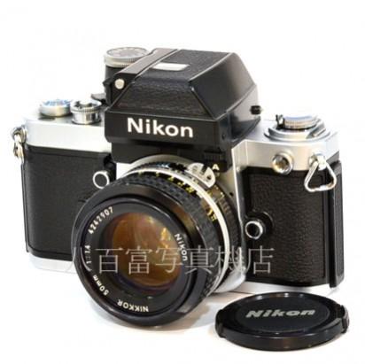 中古 ニコン F2 フォトミックA シルバー 50mm ストアー F1.4 Nikon 中古フイルムカメラ セット 39245 爆売り