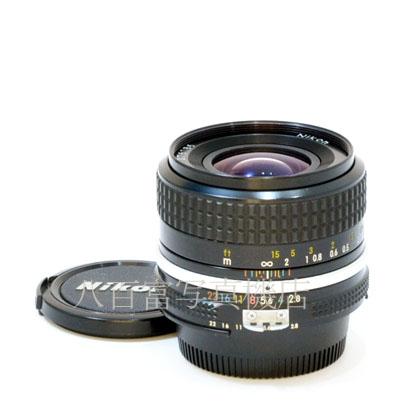 12月4日20:00~12月11日01:59限定 最大4 000円OFF お得なクーポン発券中 中古 ニコン Ai 35mm Nikon F2.8 中古交換レンズ セール品 ニッコール Nikkor 44057 人気激安