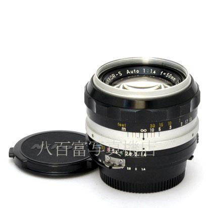 12月4日20:00~12月11日01:59限定 最大4 000円OFF お得なクーポン発券中 新作通販 中古 ニコン Ai Auto 中古交換レンズ 50mm Nikkor 送料無料 オートニッコール F1.4 Nikon 41472