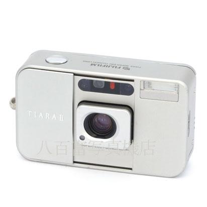 2月9日20:00~2月16日01:59 35%OFF 限定 最大4 値下げ 000円OFF お得なクーポン発券中 中古 フジフイルム FUJIFILM II K3617 ティアラ 中古フイルムカメラ TIARA