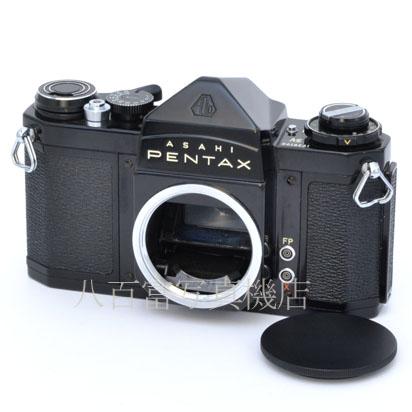 中古 アサヒペンタックス SV ボディ 祝日 贈与 ブラック ASAHI 中古フイルムカメラ かめら PENTAX 44859 カメラ カメラの八百富