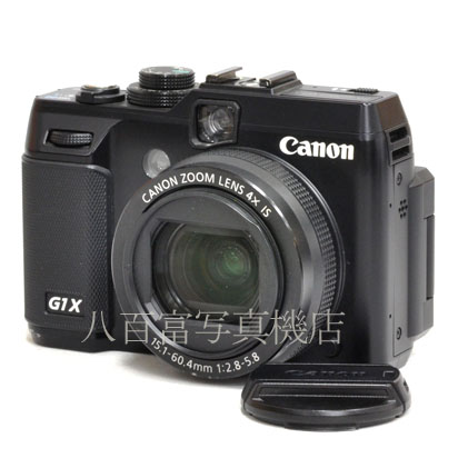 至高 12月4日20:00~12月11日01:59限定 最大4 000円OFF お得なクーポン発券中 中古 キヤノン 45102 中古デジタルカメラ 豊富な品 Canon PowerShot パワーショット G1X