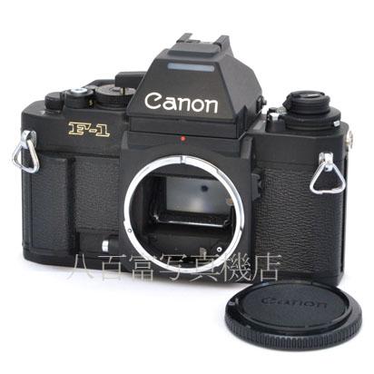 中古 全商品オープニング価格 キヤノン New F-1 AE 33454 ボディ 受注生産品 Canon 中古フイルムカメラ