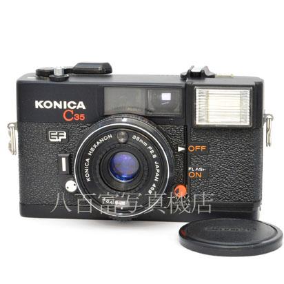 【中古】コニカ C35 EF KONICA 中古フイルムカメラ 47697