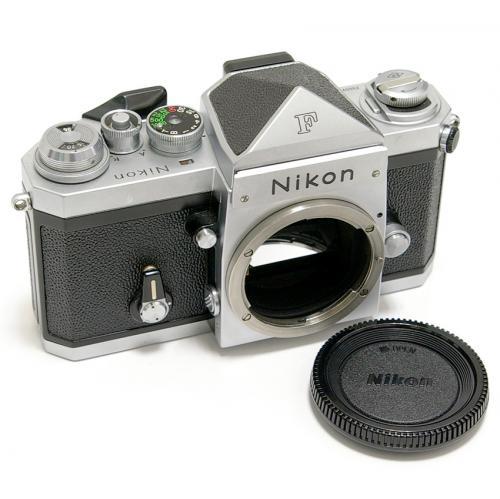 【中古】 ニコン New F アイレベル シルバー EPマーク入り ボディ Nikon【カメラの八百富】【カメラ】