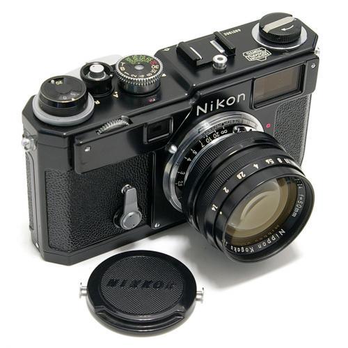 【中古】 ニコン S3 オリンピックモデル 50mm F1.4 セット Nikon K3199【カメラの八百富】【かめら】【カメラ】