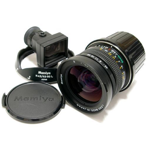 【中古】 【良品】中古 マミヤ N 50mm F4.5 7/7II用 Mamiya 【中古レンズ】【USED】 【中古カメラ】 【カメラ】 【デジカメ】 【中古レンズ】