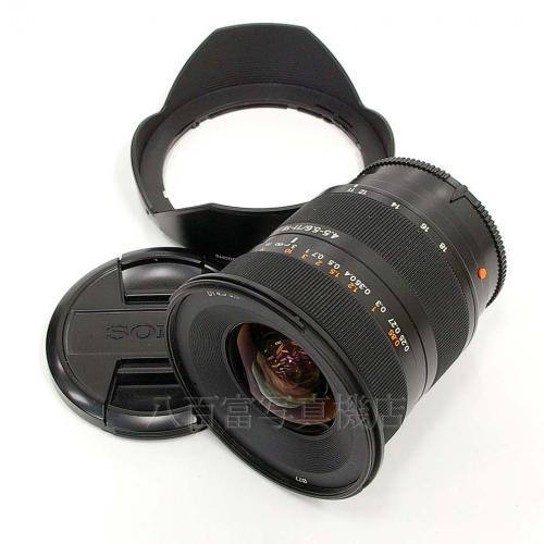 【中古】 ソニー DT 11-18mm F4.5-5.6 αシリーズ SONY 【中古レンズ】 10116【USED】【カメラ】【レンズ】