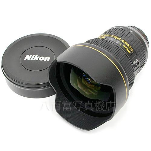 【中古】 ニコン AF-S NIKKOR 14-24mm F2.8G ED Nikon / ニッコール 【中古レンズ】 15942【USED】【カメラ】【レンズ】