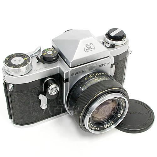 【中古】 ベサラー トプコン C 5.8cm F1.8セット BESELER TOPCON 【中古カメラ】 15976【USED】【カメラ】【レンズ】