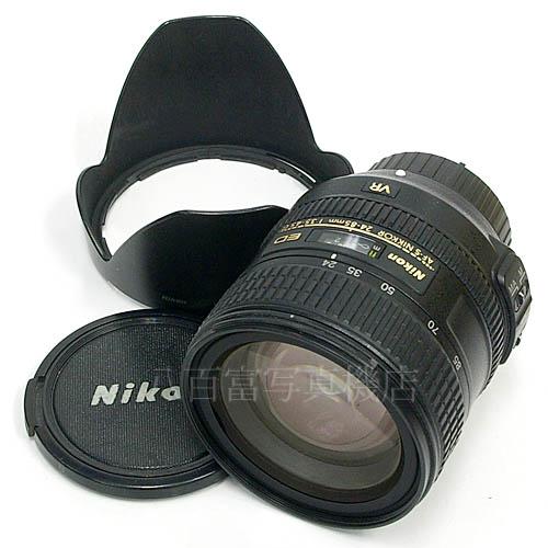 【中古】 ニコン AF-S NIKKOR 24-85mm F3.5-4.5G ED VR Nikon 【中古レンズ】 16017【中古】【カメラ】【レンズ】
