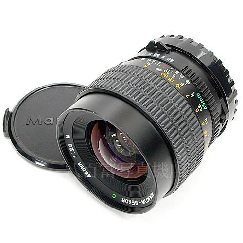 【中古】 マミヤ SEKOR C 45mm F2.8 New 645用 Mamiya 【中古レンズ】 R5961【中古】【カメラ】【レンズ】